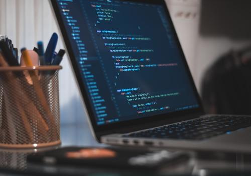 kod dedykowanego oprogramowania