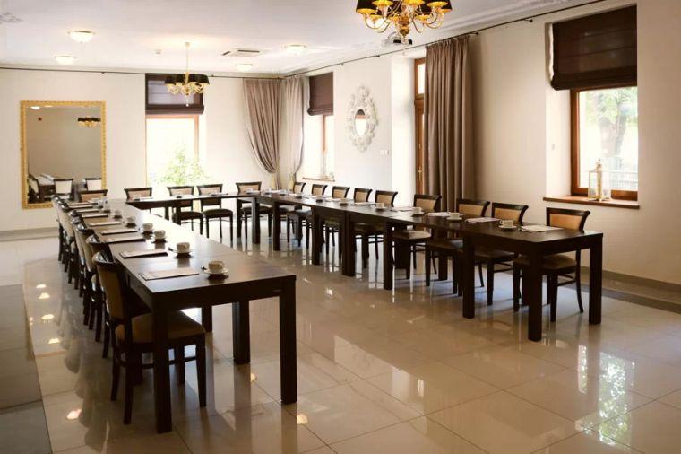 Sala konferencyjna w ofercie Hotelu GAL w Tarnowie