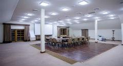 Sala konferencyjna na 70 osób, Słupsk, w obiekcie Dolina Charlotty Resort & SPA