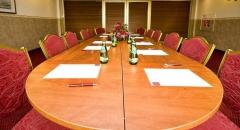 Sala konferencyjna na  osób, Warszawa, w obiekcie Centrum Konferencyjno-Szkoleniowe Boss