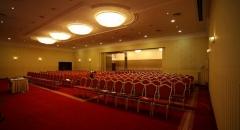 Sala konferencyjna na 550 osób, Warszawa, w obiekcie Centrum Konferencyjno-Szkoleniowe Boss