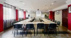 Sala konferencyjna na 90 osób, Kraków, w obiekcie BEST WESTERN Hotel Galicya***