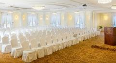 Sala konferencyjna na 250 osób, Warszawa, w obiekcie Pałacyk Otrębusy Business & SPA
