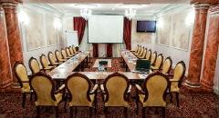 Sala konferencyjna na 40 osób, Warszawa, w obiekcie Pałacyk Otrębusy Business & SPA