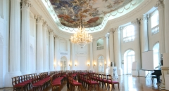 Sala konferencyjna na 300 osób, Rydzyna, w obiekcie Hotel Zamek  w  Rydzynie