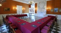 Sala konferencyjna na 80 osób, Rydzyna, w obiekcie Hotel Zamek  w  Rydzynie