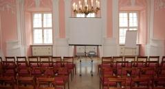 Sala konferencyjna na 70 osób, Rydzyna, w obiekcie Hotel Zamek  w  Rydzynie