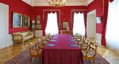 Sala konferencyjna na 30 osób, Rydzyna, w obiekcie Hotel Zamek  w  Rydzynie