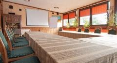 Sala konferencyjna na 40 osób, Zielonka, w obiekcie Hotel Trylogia
