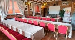 Sala konferencyjna na 50 osób, Zielonka, w obiekcie Hotel Trylogia