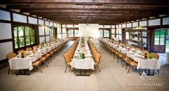Sala konferencyjna na 200 osób, Zalesie, w obiekcie ZALESIE MAZURY ACTIVE SPA