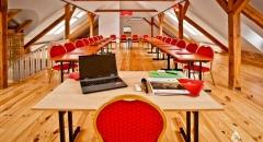 Sala konferencyjna na 60 osób, Zalesie, w obiekcie ZALESIE MAZURY ACTIVE SPA