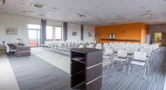 Sala konferencyjna na 150 osób, Wrocław, w obiekcie Centrum Konferencyjne Wrocławskiego Parku Przemysłowego