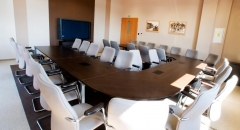 Sala konferencyjna na 27 osób, Wrocław, w obiekcie Centrum Konferencyjne Wrocławskiego Parku Przemysłowego