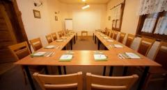 Sala konferencyjna na 35 osób, Przypki, w obiekcie Hotel Rancho Pod Bocianem