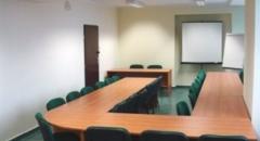 Sala konferencyjna na  osób, Katowice, w obiekcie MONIUSZKI 7    Centrum biurowo-szkoleniowe