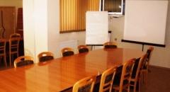 Sala konferencyjna na 12 osób, Katowice, w obiekcie MONIUSZKI 7    Centrum biurowo-szkoleniowe
