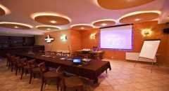 Sala konferencyjna na 80 osób, Wieleń, w obiekcie Santana Club