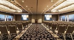 Sala konferencyjna na 250 osób, Warszawa, w obiekcie Airport Hotel Okęcie