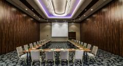 Sala konferencyjna na 160 osób, Warszawa, w obiekcie Airport Hotel Okęcie