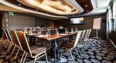 Sala konferencyjna na 50 osób, Warszawa, w obiekcie Airport Hotel Okęcie