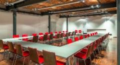 Sala konferencyjna na 131 osób, Łódź, w obiekcie PRZERWA ŁÓDŹ