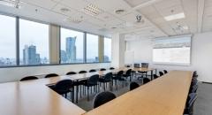 Sala konferencyjna na 30 osób, Warszawa, w obiekcie AS-BUD Centrum Konferencyjno Szkoleniowe Warszawa Centrum