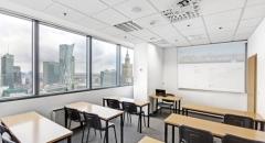Sala konferencyjna na 12 osób, Warszawa, w obiekcie AS-BUD Centrum Konferencyjno Szkoleniowe Warszawa Centrum