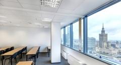 Sala konferencyjna na 34 osób, Warszawa, w obiekcie AS-BUD Centrum Konferencyjno Szkoleniowe Warszawa Centrum