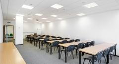 Sala konferencyjna na 36 osób, Warszawa, w obiekcie AS-BUD Centrum Konferencyjno Szkoleniowe Warszawa Centrum