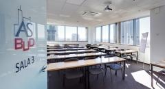 Sala konferencyjna na 24 osób, Warszawa, w obiekcie AS-BUD Centrum Konferencyjno Szkoleniowe Warszawa Centrum