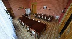 Sala konferencyjna na 30 osób, Łęka Mała, w obiekcie Ośrodek Integracji Europejskiej w Rokosowie