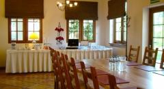 Sala konferencyjna na 40 osób, Lućmierz, w obiekcie Hotel i Restauracja Porto Fino
