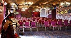 Sala konferencyjna na 250 osób, Gniew, w obiekcie Zespół Zamkowo-Pałacowy Zamek Gniew