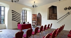 Sala konferencyjna na 50 osób, Gniew, w obiekcie Zespół Zamkowo-Pałacowy Zamek Gniew