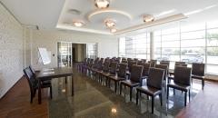 Sala konferencyjna na 50 osób, Osjaków, w obiekcie HOTEL SYMFONIA