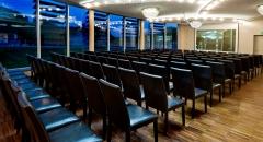 Sala konferencyjna na 200 osób, Osjaków, w obiekcie HOTEL SYMFONIA