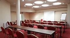 Sala konferencyjna na 60 osób, Świecice, w obiekcie HOTEL ŚWIĘCICE