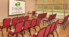 Sala konferencyjna na 50 osób, Otwock, w obiekcie Z-Hotel Business & Spa