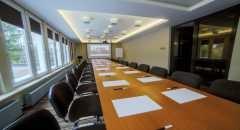 """Sala konferencyjna na 60 osób, Masłów, w obiekcie Hotel """"Ameliówka"""""""