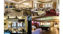Sala konferencyjna na 200 osób, Karpacz, w obiekcie DZIKI POTOK Hotel *** Konferencje Grill & Prestige SPA