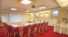 Sala konferencyjna na 30 osób, Szczyrk, w obiekcie Alpin Hotel z klasą