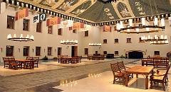 Sala konferencyjna na 1000 osób, Ryn, w obiekcie Hotel Zamek Ryn****