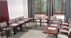 Sala konferencyjna na 25 osób, Zgierz, w obiekcie Stacja Nowa Gdynia Business & Wellness Resort