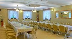 """Sala konferencyjna na 140 osób, Mieścisko, w obiekcie Dworek """"Róża Poraja"""""""