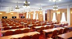 Sala konferencyjna na 90 osób, Żelechów, w obiekcie Pałac Żelechów Spa & Wellness
