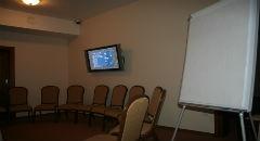 Sala konferencyjna na 36 osób, Poświętne, w obiekcie Ośrodek Konferencyjno Wypoczynkowy Młynczysko