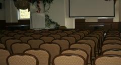 Sala konferencyjna na 300 osób, Poświętne, w obiekcie Ośrodek Konferencyjno Wypoczynkowy Młynczysko