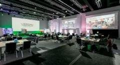 Sala konferencyjna na 110 osób, Warszawa, w obiekcie Digital Knowledge Village Centrum konferencyjne