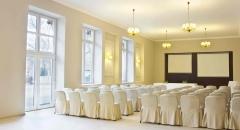 Sala konferencyjna na 100 osób, Ciechocinek, w obiekcie Pałac ŁAZIENKI II w Ciechocinku